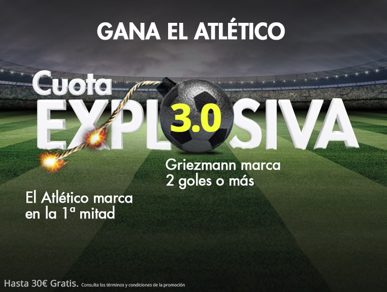 Suertia: Final Europa League. Marsella vs. At. Madrid. Cuota EXPLOSIVA (@3.0) para los rojiblancos