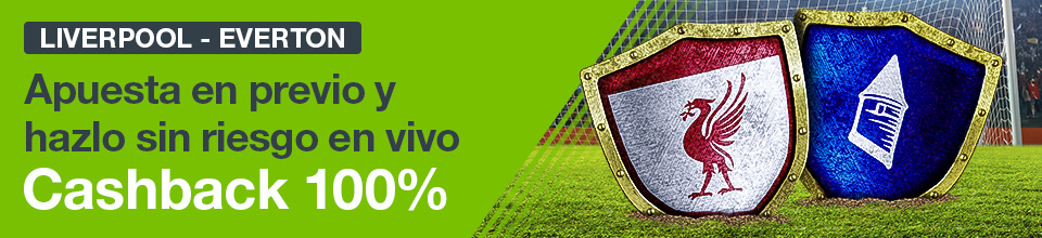 Codere: Liverpool vs. Everton. Apuesta blindada