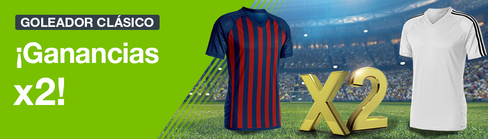 Codere: Barça vs. Madrid. Multiplicamos X2 tus ganancias