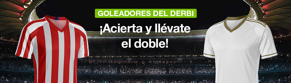 Apuesta At. Madrid Real Madrid
