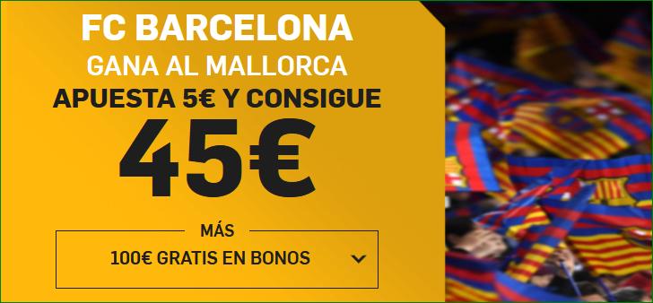 Apuestas LaLiga Betfair Sevilla Barcelona