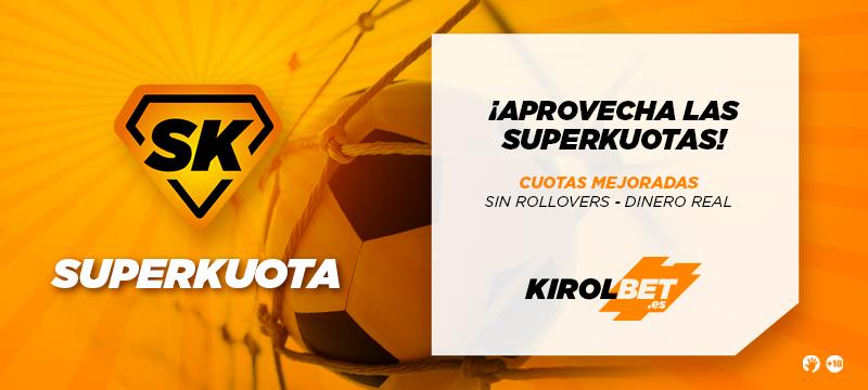 KirolBet SuperKuotas Apuestas