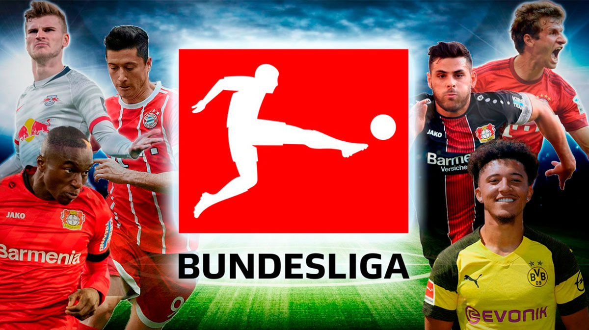 Este fin de semana comienza la Bundesliga