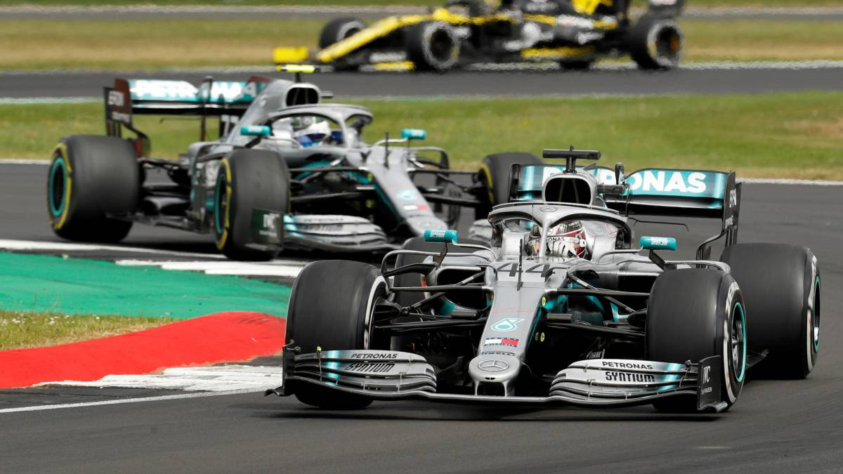 La Fórmula 1 comenzará el 5 de julio