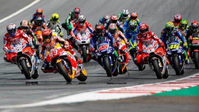 MotoGP comenzará el 19 de julio en Jerez