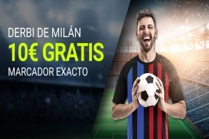 Luckia: Inter - Milán. Apuesta segura