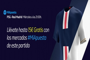 William Hill: At. Madrid vs. Juventus. #MiApuesta Llévate 15€ GRATIS