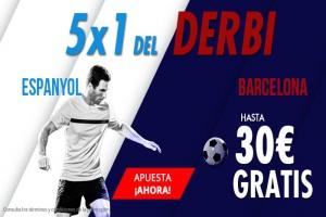 Suertia: Espanyol vs. Barça. Apuesta y llévate hasta 30€ GRATIS
