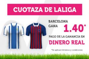 Wanabet: Leganés vs. Barça @1.40