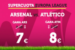 Wanabet: ¿Arsenal @7.0 vs. At. Madrid @8.0? + 200€