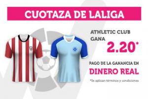 Wanabet: Ath. Bilbao @2.20 vs. Girona