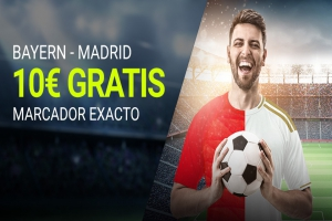 Luckia: Bayern Munich vs. Real Madrid. Apuesta segura