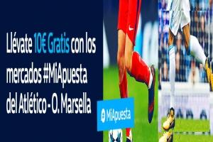 William Hill: Final Europa League. Marsella vs. At. Madrid. #MiApuesta Llévate 10€ GRATIS