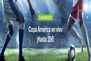Codere: Copa América 2019. Apuesta en directo SIN RIESGO