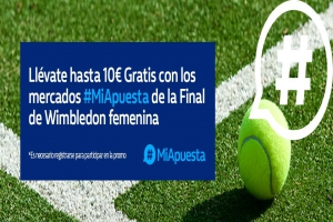 William Hill: Serena Williams vs. Simona Halep. #MiApuesta Llévate 10€ GRATIS