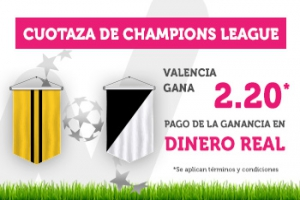 Wanabet: Young Boys vs. Valencia @2.20