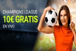 Luckia: Lyon vs. FC Barcelona (Final Champions). Llévate 10€ GRATIS