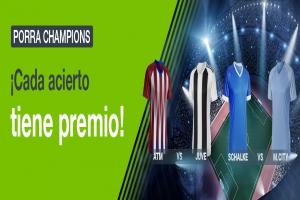 Codere: Porra Champions (19/02/2019)
