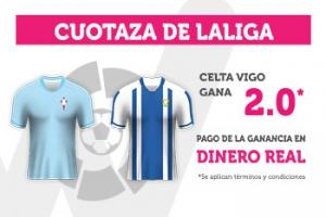 Wanabet: Celta @2.0 vs. Leganés