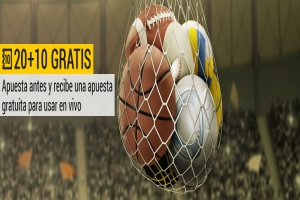 Bwin: Apuesta 20€ y llévate 10€ GRATIS (Athletic Club vs. Girona)