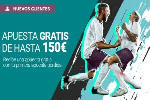 RETAbet: Consigue una apuesta GRATIS de hasta 150€
