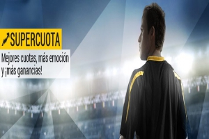 Bwin: Gana 50€ EXTRA con las SUPERCUOTAS (R. Madrid vs. At. Madrid)