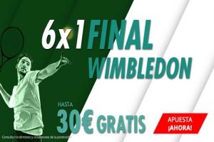 Suertia: Novak Djokovic vs. Kevin Anderson. Apuesta y llévate hasta 30€ GRATIS