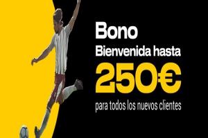 Bwin: ¡Doblamos tu primer depósito! Hasta 250€