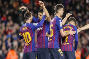 William Hill: El Barca, principal favorito para la Copa