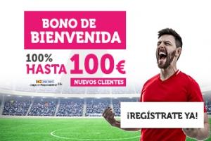 Wanabet: Nuevo Bono de Bienvenida de hasta 100€