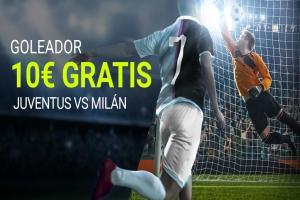 Luckia: Juventus vs. Milán. Apuesta seguro