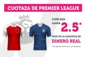 Wanabet: Arsenal vs. Chelsea @2.5