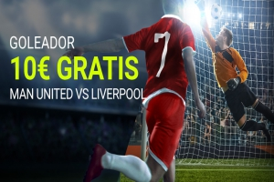 Luckia: Man. United vs. Liverpool. Apuesta seguro