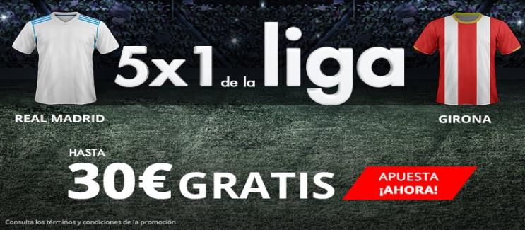 Suertia: Madrid vs. Girona. Haz tu apuesta y llévate hasta 30€ GRATIS