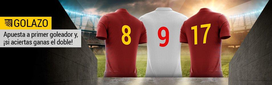 Bwin: Apuesta a 'Primer Goleador' y llévate el DOBLE (Liverpool - Nápoles)