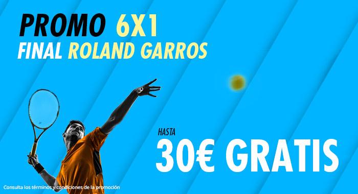Suertia: Nadal - Djokovic. Haz tu apuesta y llévate hasta 30€ GRATIS